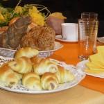 Köstliches Frühstück